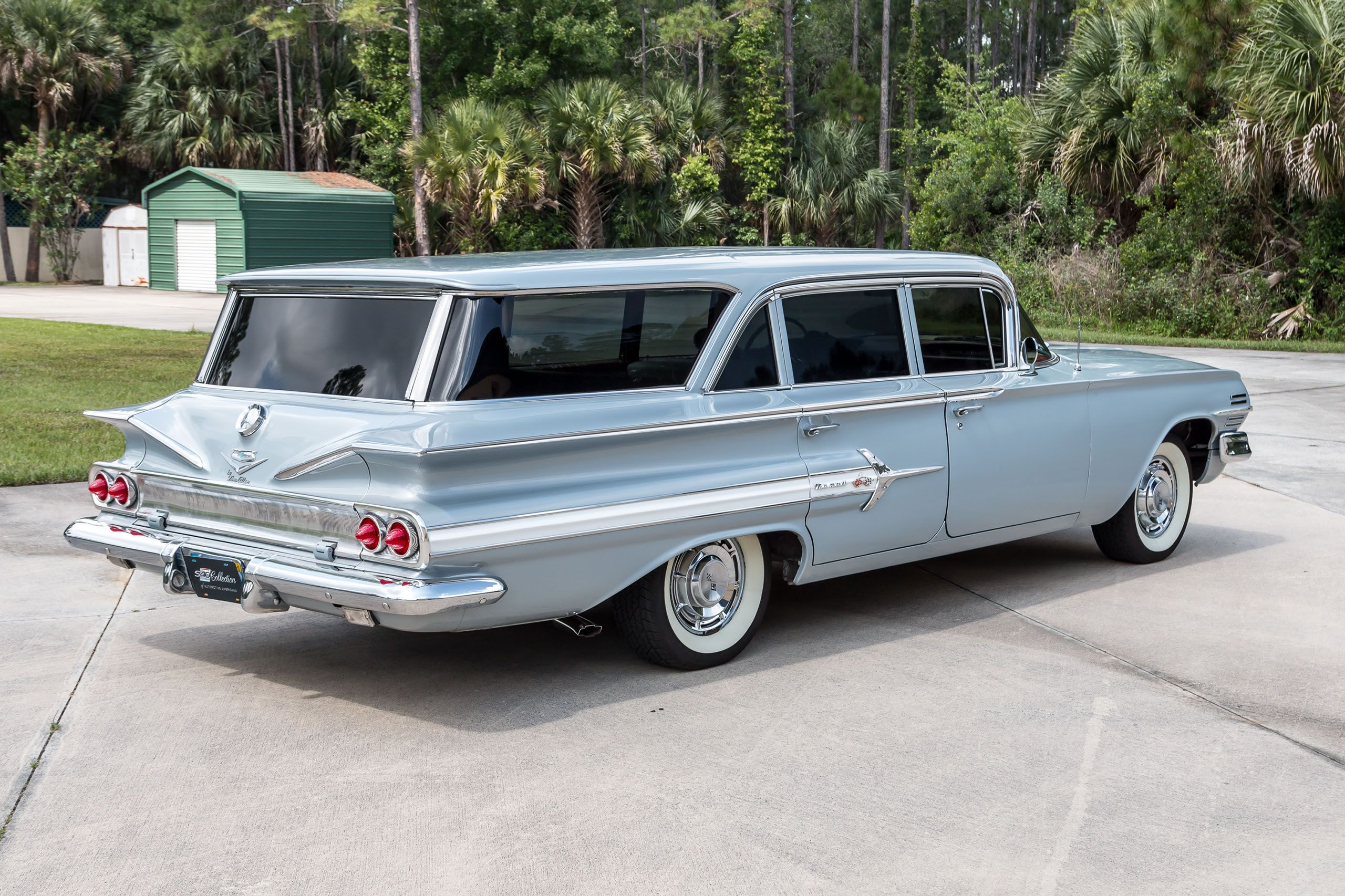 1960 Chevrolet Nomad Station Wagon Station Wagon Chevy Nomad