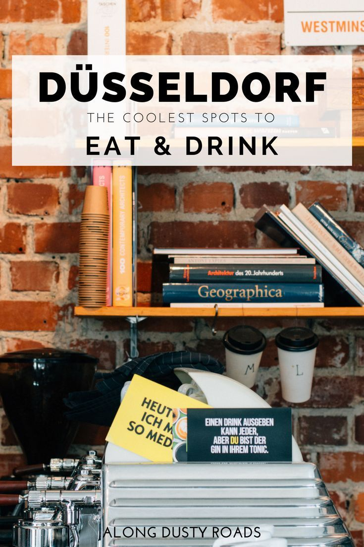 great places to eat and drink in düsseldorf Germany