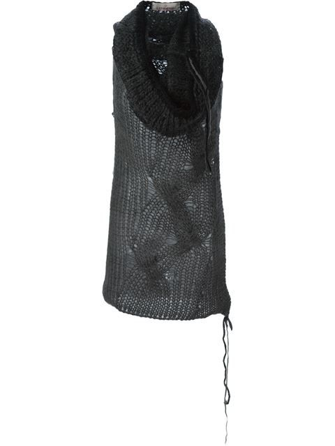A.F.VANDEVORST '152 Trekking' Sweater. #a.f.vandevorst #cloth #sweater