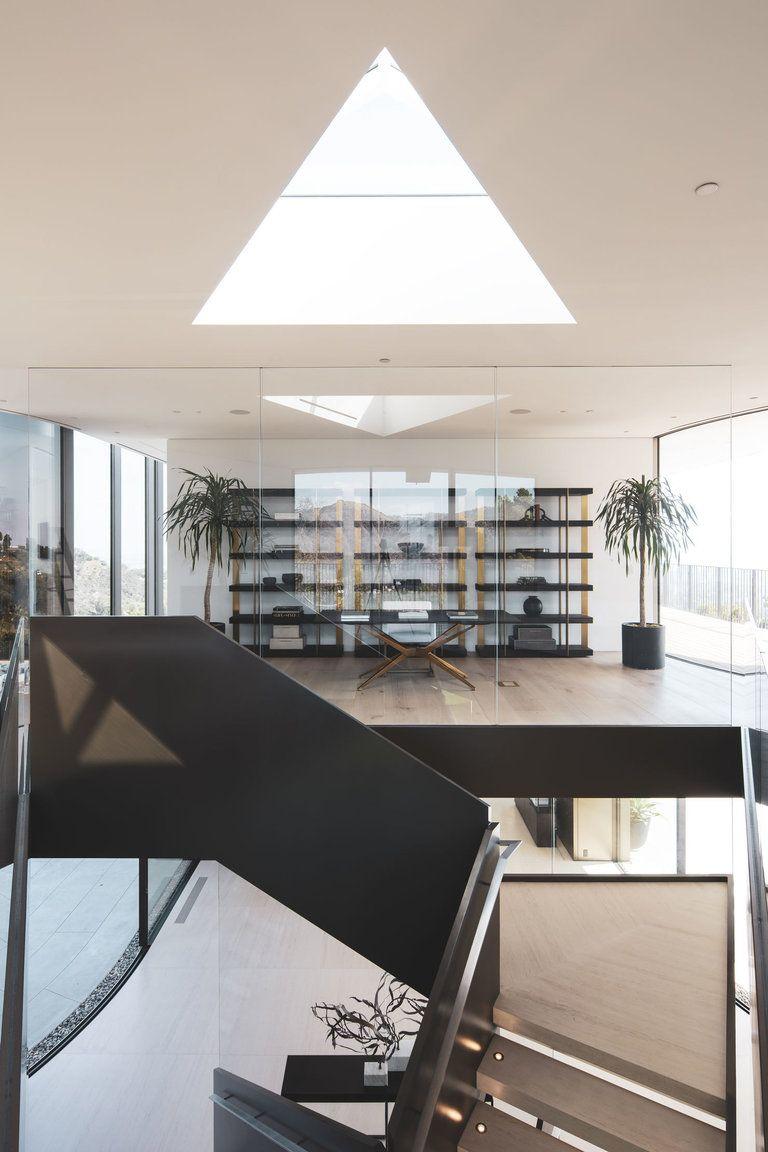 Orum Residence Spf Architects Architect Glass House House