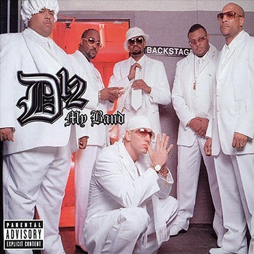 D12 – My Band (single cover art)