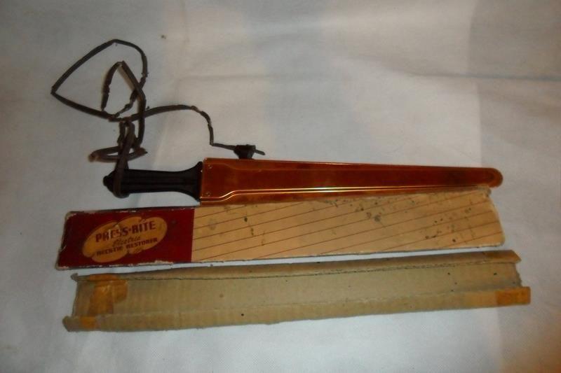 Zelazko Do Krawatow 1940 Usa Miedz Bakelit 6813577933 Oficjalne Archiwum Allegro
