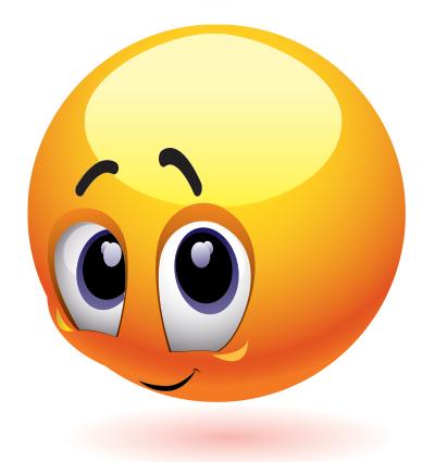 So Shy Funny Emoticons Smiley Emoticon
