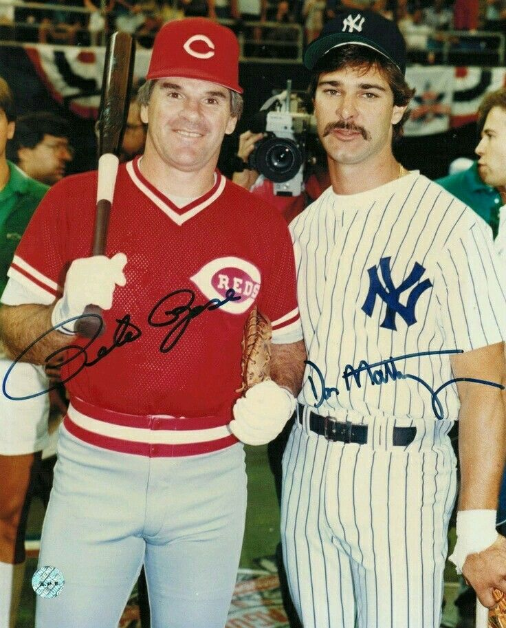 Reds Baseball, New York Yankees
