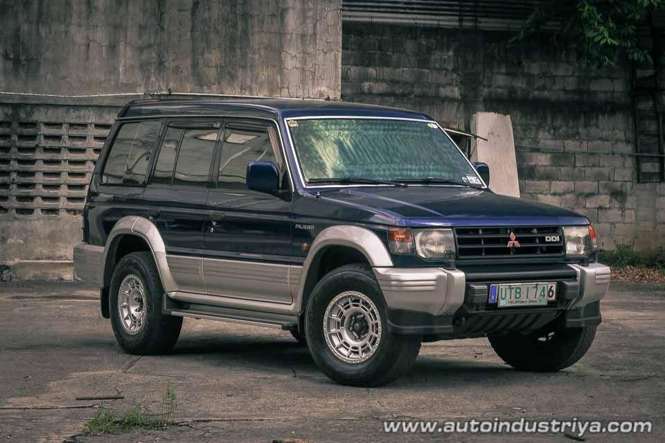 Ref 15 0640 1 For Sale Mitsubishi Montero Diesel 4x4 Year 2003