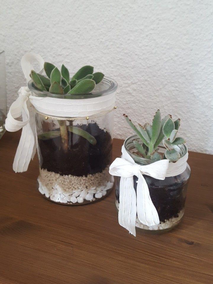 Selbstgemacht Kaktus Deko Einmachglas Selfmade Puszki Sloiki