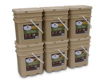 Wise Food Supply - Long Term Food Storage