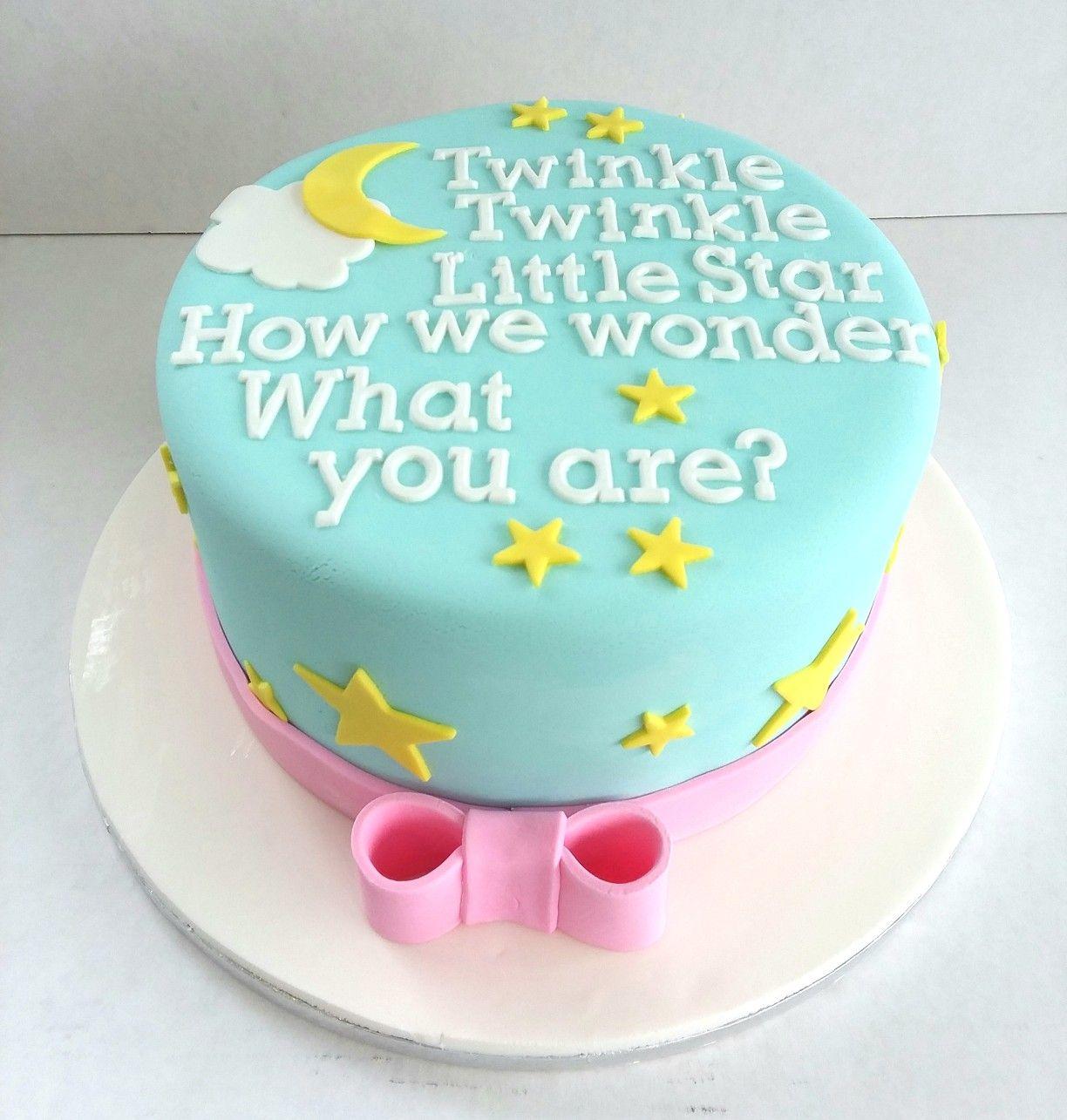 Gender Reveal Cake Cake Gender Reveal Cake Custom Cakes