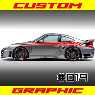 Custom Vehicle Graphics These Vinyl Graphics Are Computer Die - Custom vinyl graphics for cars