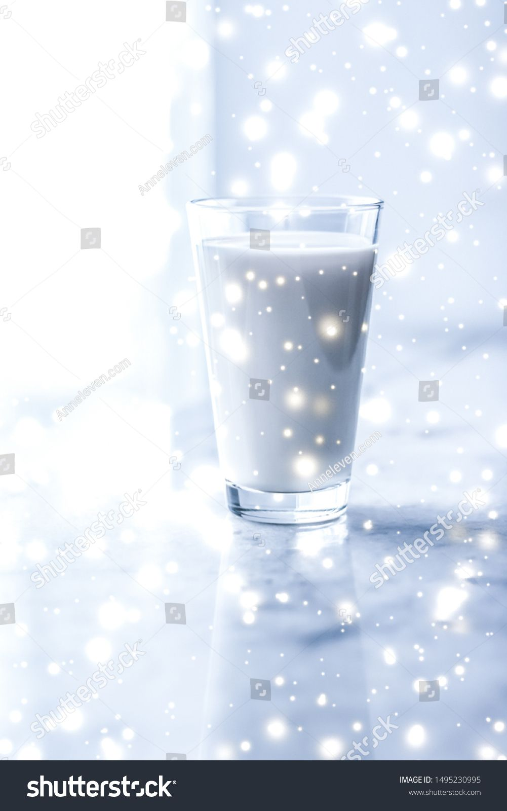 Dairy products, healthy diet and Christmas food concept - Magic holiday drink, pouring organic lactose free milk into glass on marble table #Sponsored , #Affiliate, #concept#food#holiday#Magic