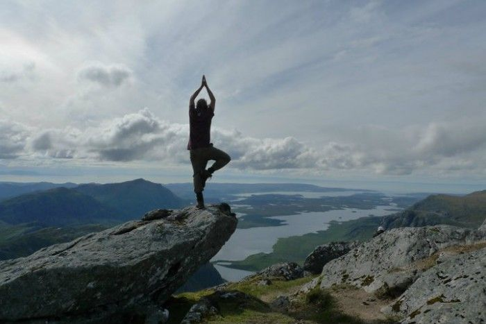 The Joys of Wilderness Meditation. ~ Adrian Kowal