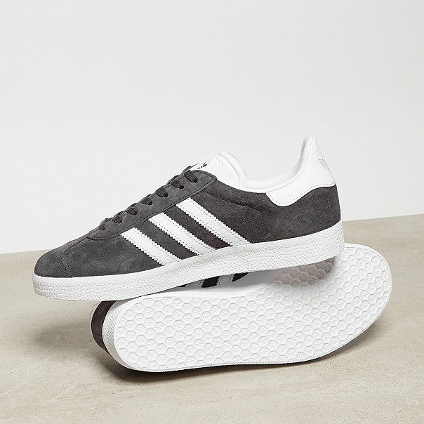 adidas Gazelle utility blackfootwear whitegold metallic