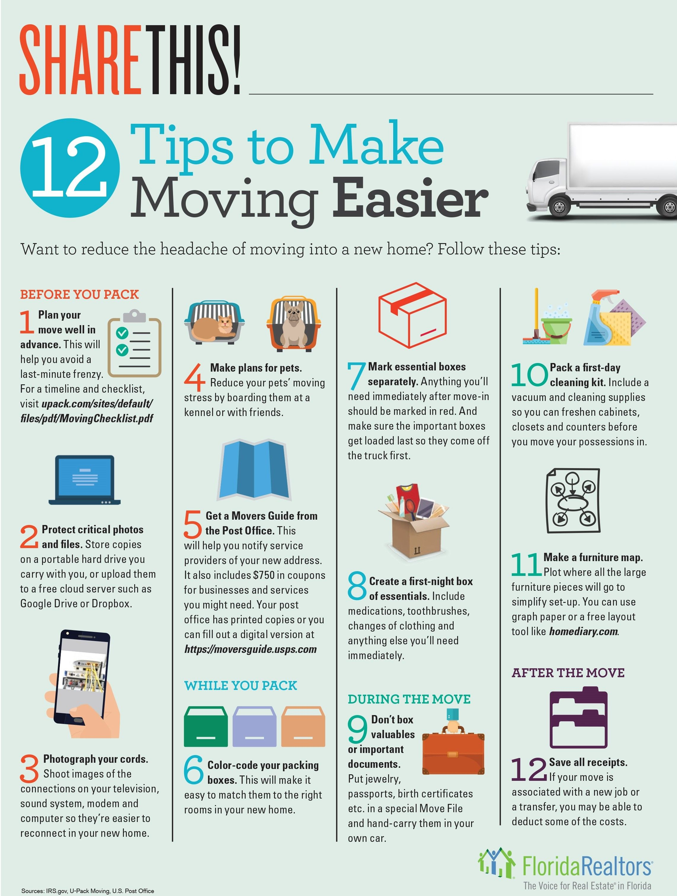 VLE Realty, LLC | Real Estate E-News | Moving tips, Luxury real