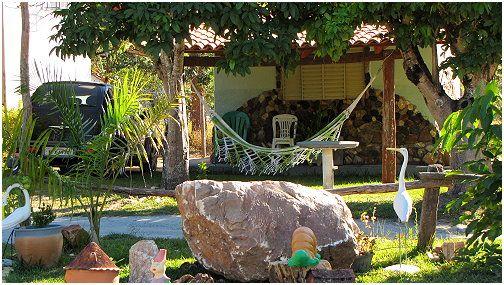 Chalé em Goiás Velho