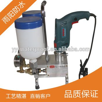 Two Component Spray Pu Foam Insulation Injection Machine Pump Injection Foam Insulation Injection Machine Foam Pump