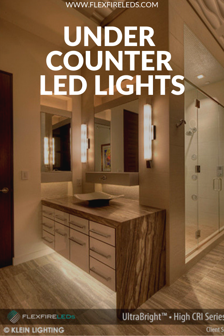 Led Light Strips Under Counter Under Counter Led Strip Lights Can Bring New Life To Kitchen