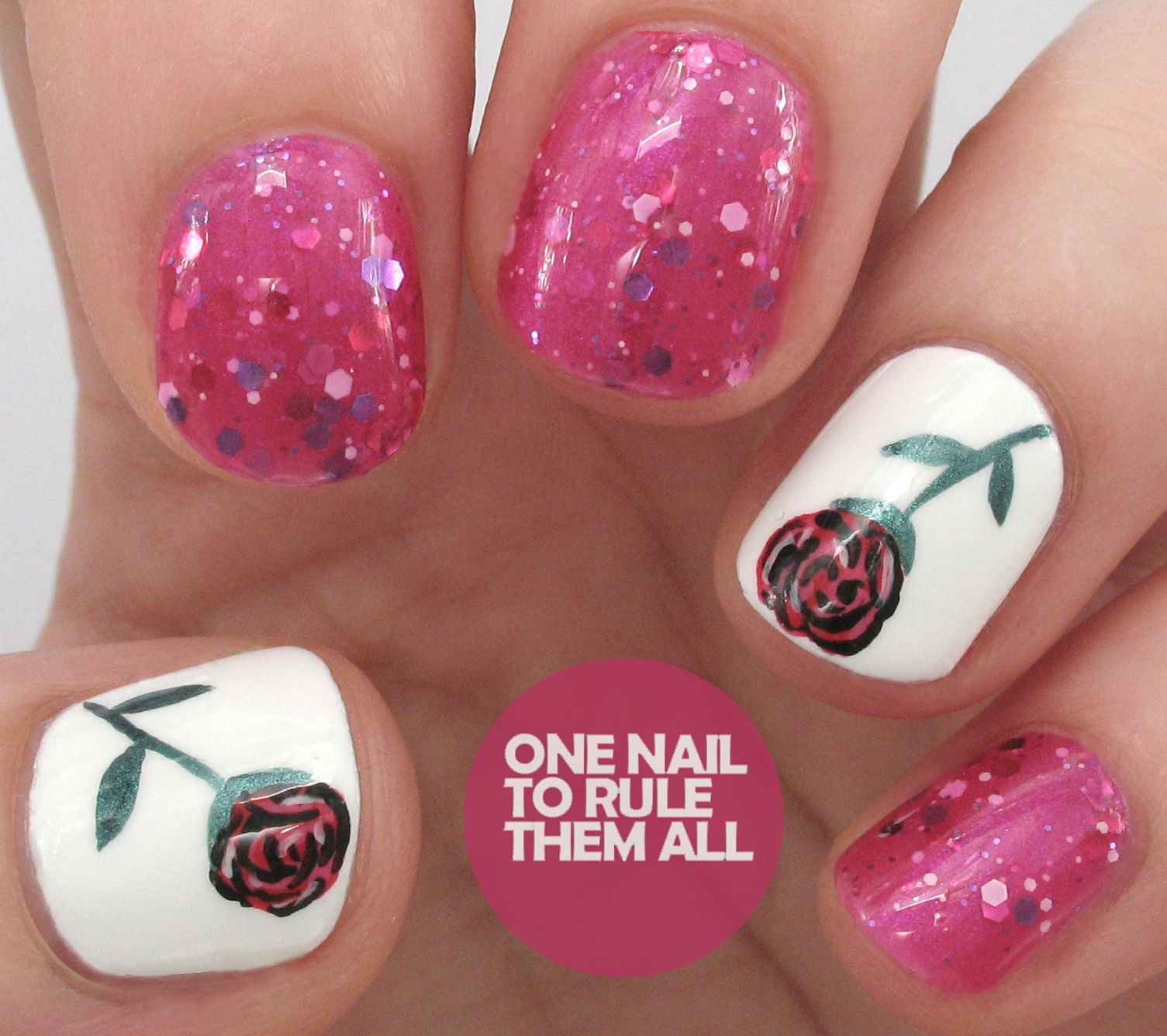 One Nail To Rule Them All Barry M Superdrug 50th Birthday Limited
