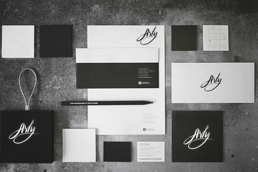 Arly (Canada) by Nicolás Rojas León, via Behance