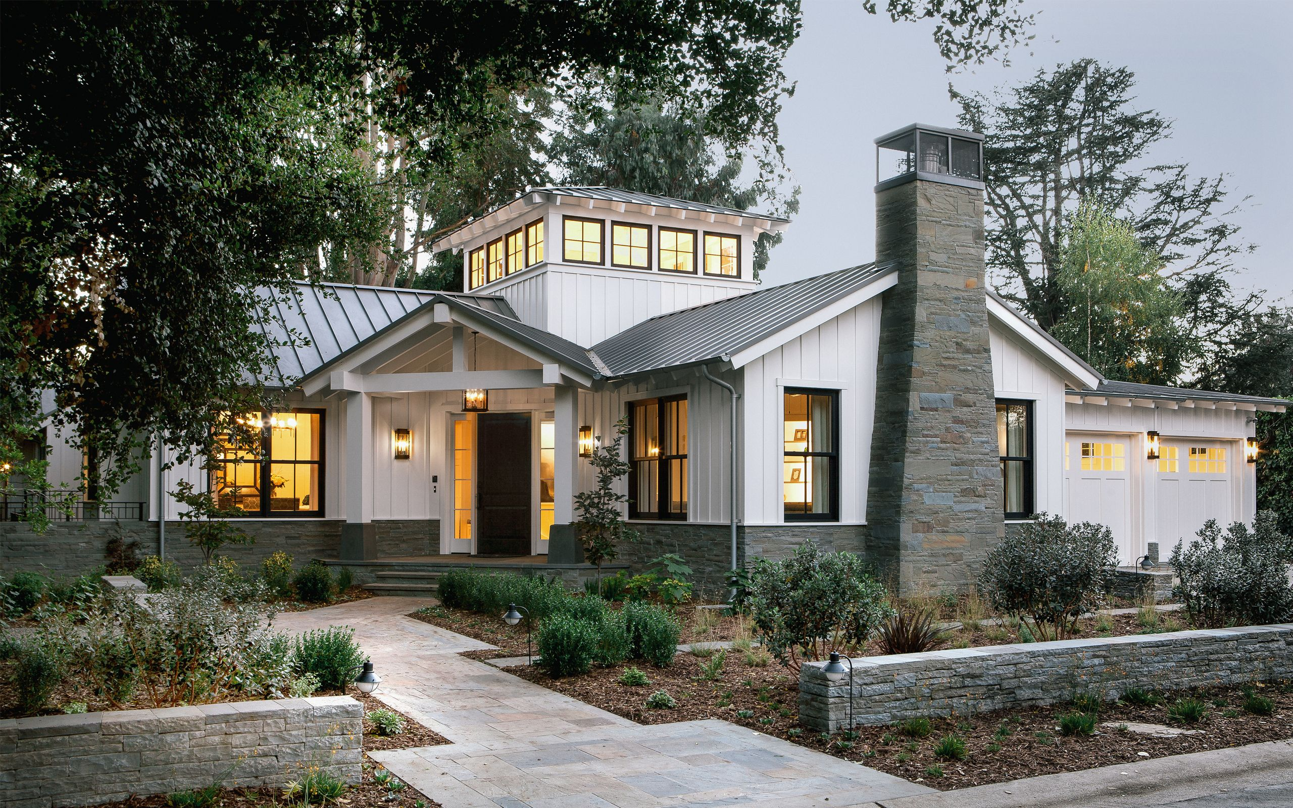 Craftsman Collection Modern House