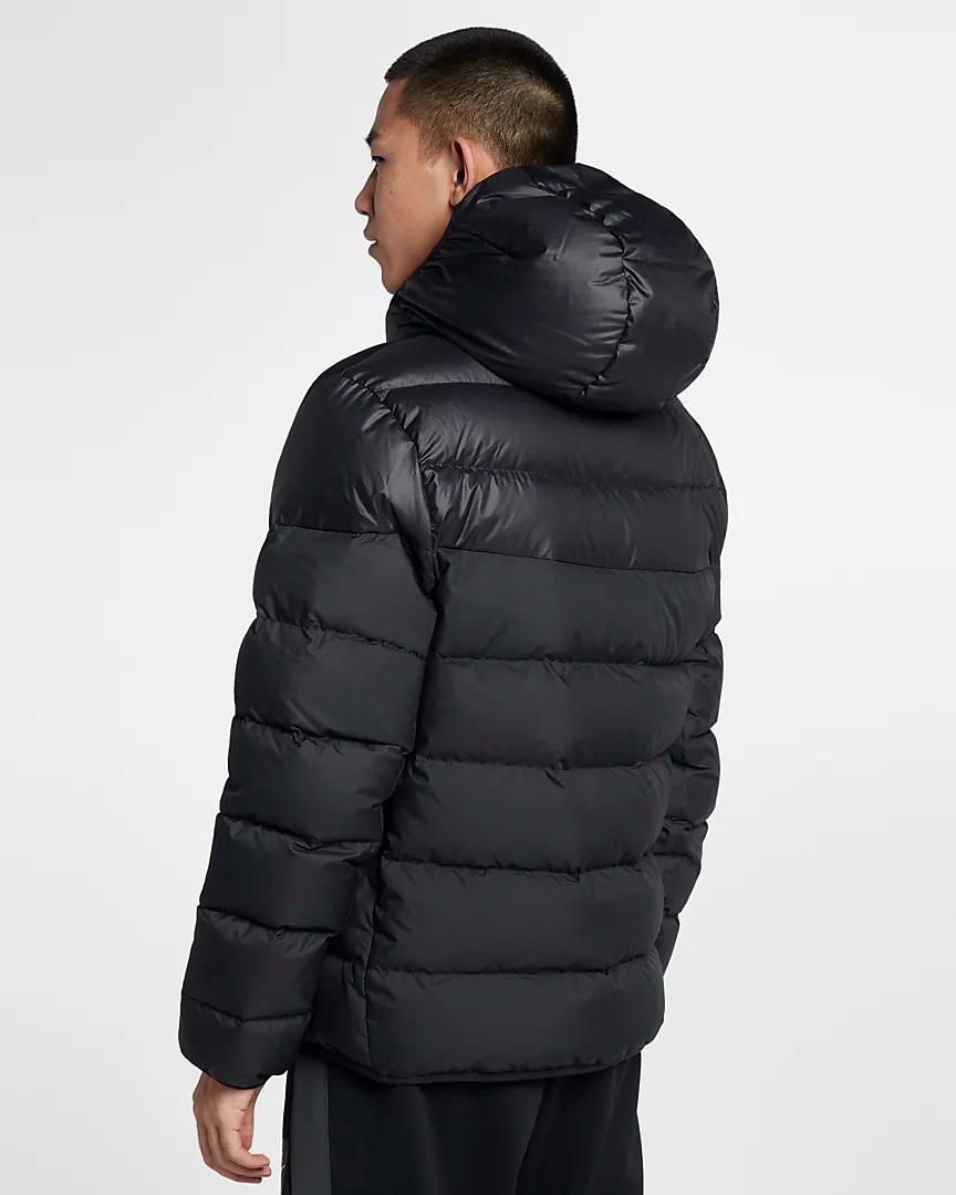 Nike Sportswear Windrunner Down Fill Hooded Jacket Nike Com Nike Sportswear Jackets Sportswear [ 1080 x 864 Pixel ]