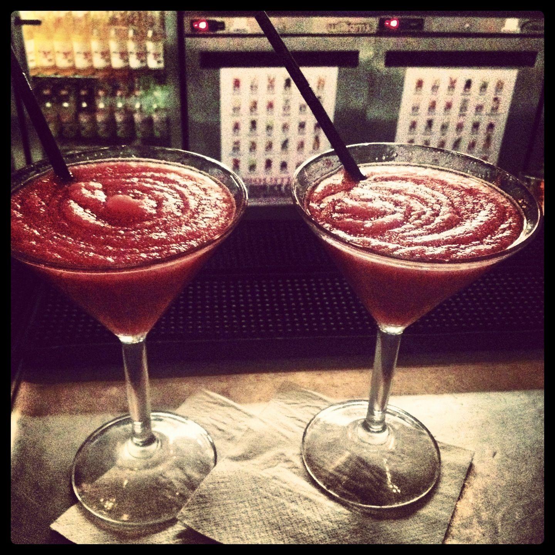Frozen strawberry daiquiri vodka revolution newcastle