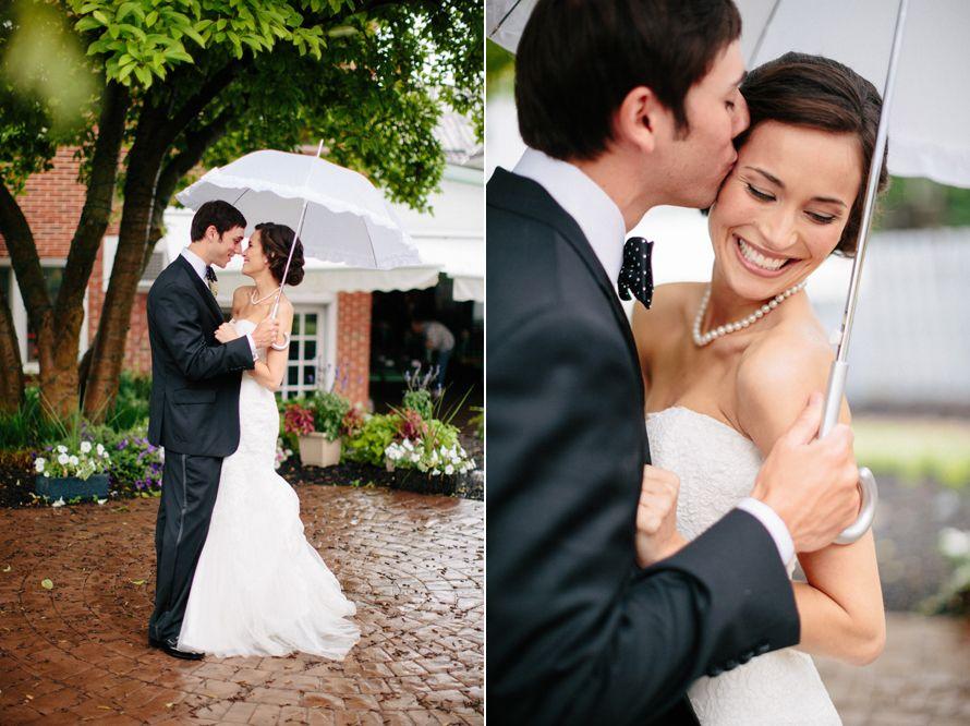 Remedy for a rainy wedding