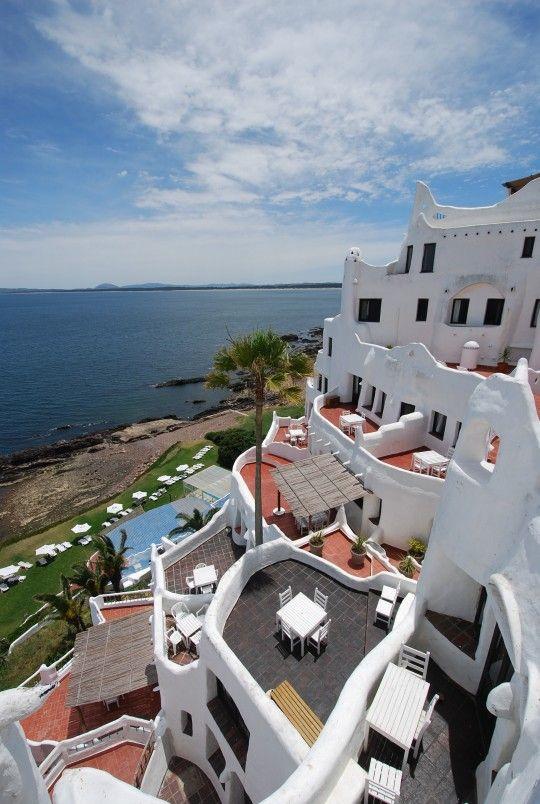 Casapueblo Uruguay One Of South Americas Best Coastal Road - Best south american vacations