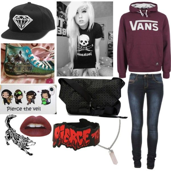 Designer Clothes Shoes Bags For Women Ssense Pierce The Veil Everyday Outfits Styling Vans