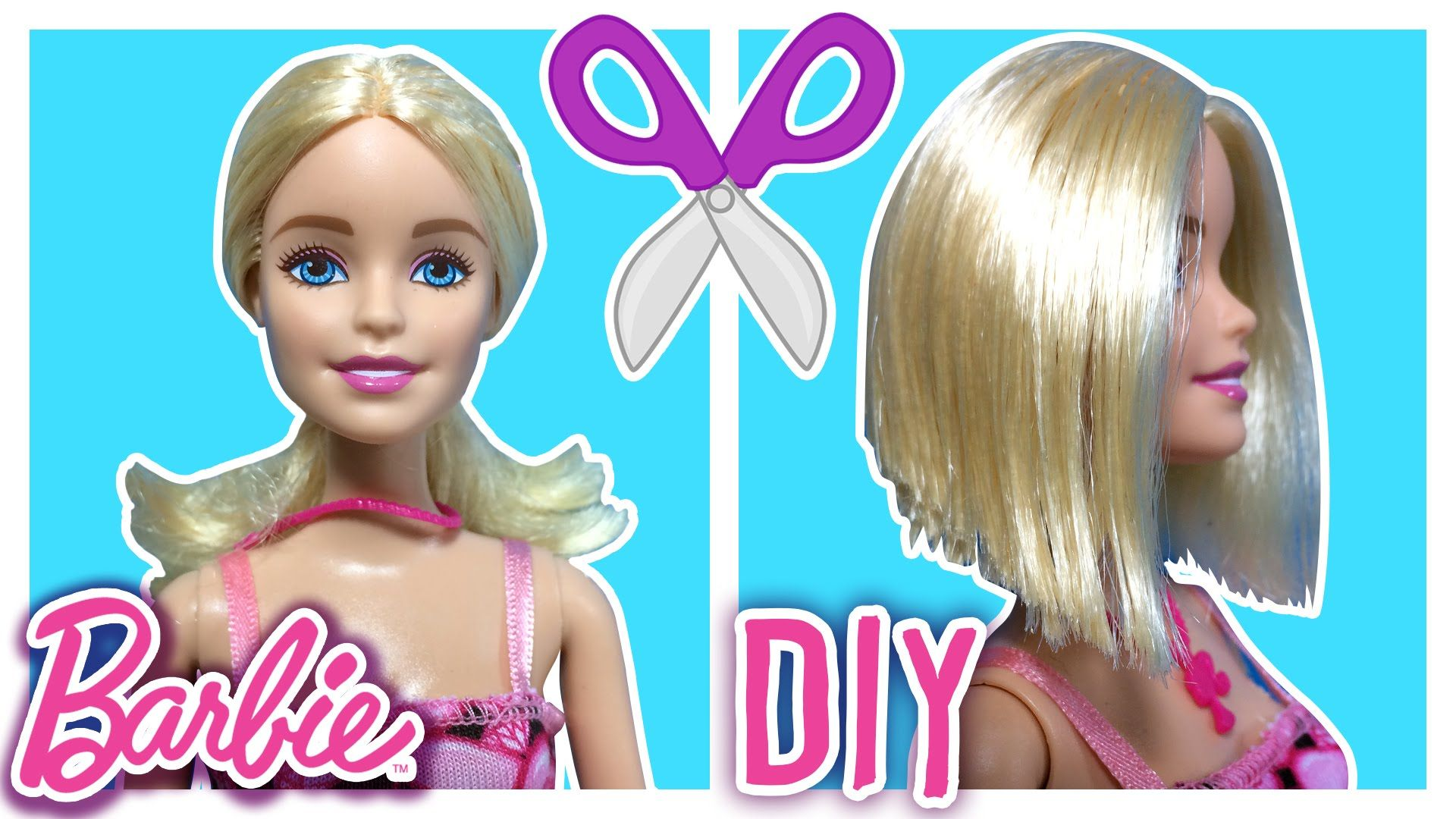 Pin On Fashion Dolls Hairstyles