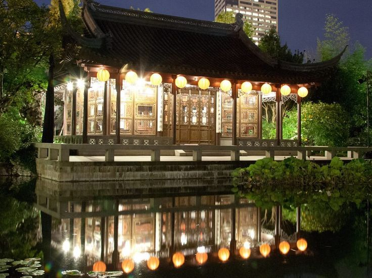 Lan Su Classical Chinese Gardens Wedding Venue Portland Oregon