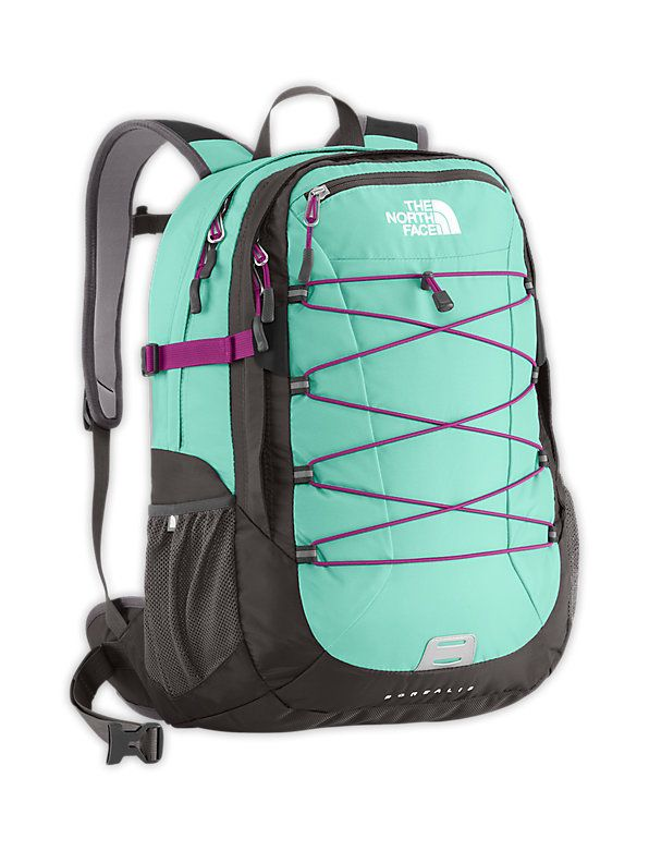 The North Face Women's Borealis Backpack Daypack Bookbag with Pink ...