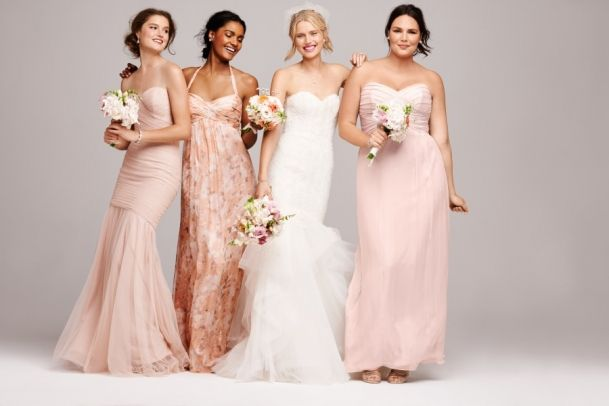 fbc08509319  plussize  bridesmaid  Fashion Friday  Plus Size Bridesmaid Dresses from  Nordstrom
