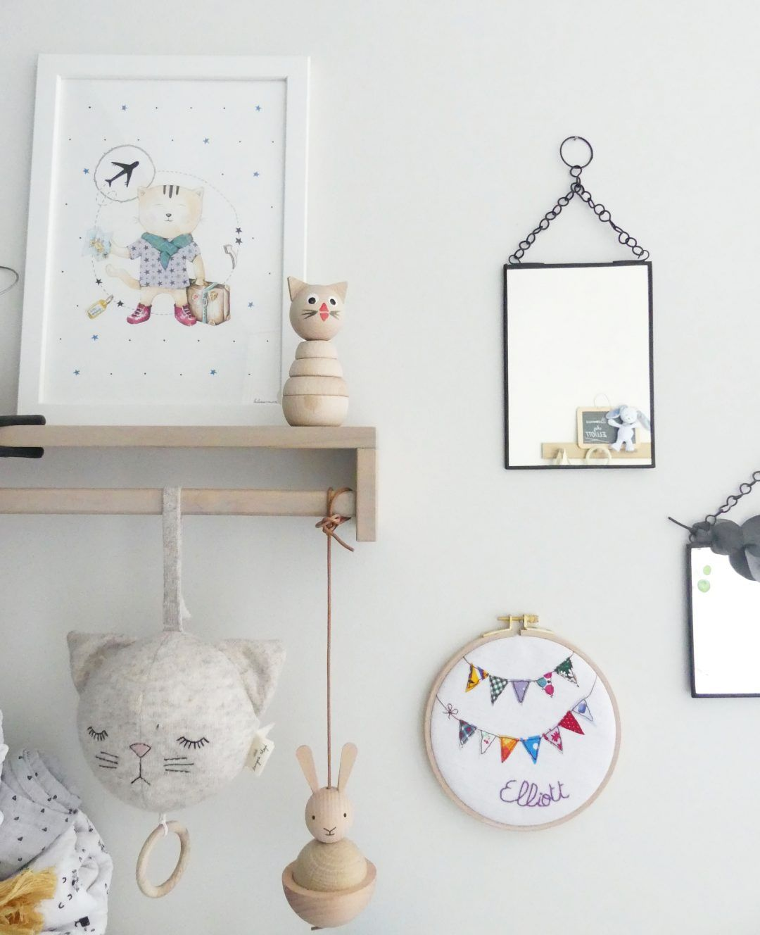 La chambre de bébé d\'Elliott - Home by Marie | deco | Chambre bébé ...