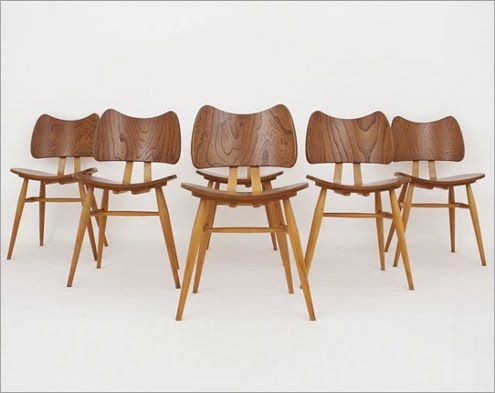 Great Ercol Butterfly Chairs