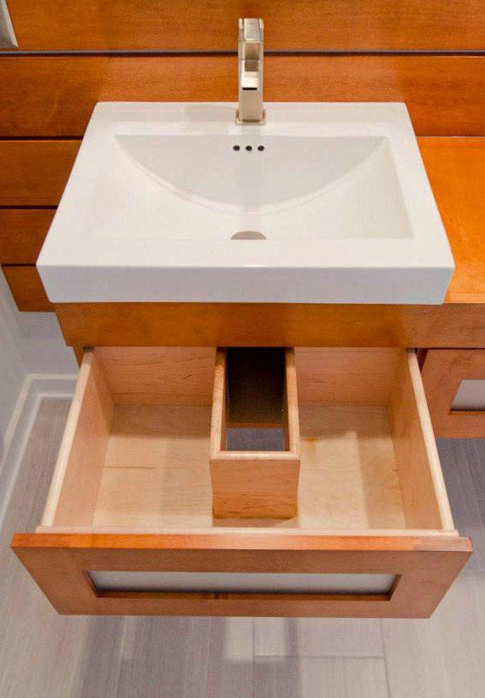 Under Sink Organization Ideas Google Search  C B Bathroom Drawersbathroom