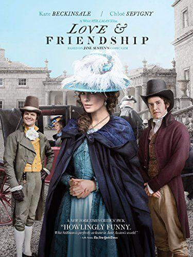 Amazon Original Movie 'Love & Friendship' added to Prime