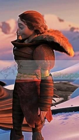 How To Train Your Dragon 2 Valka Full Cosplay Costume