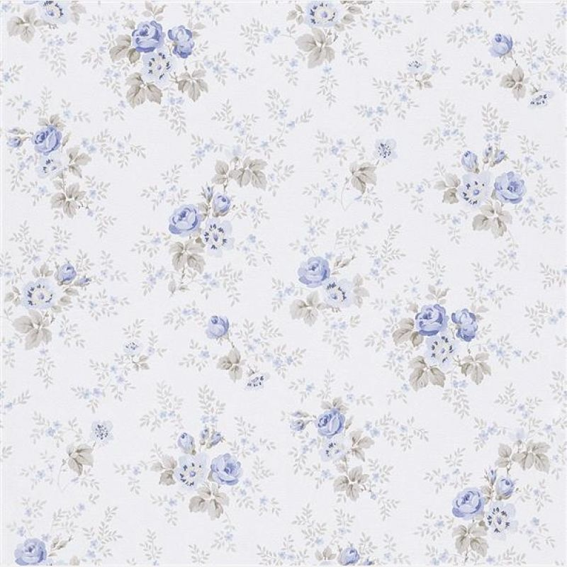 Rasch Textil 285047 Petite Fleur Landhaus Tapeten Floral Blumen Ean