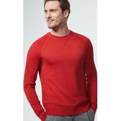 Photo of Rundhals-Pullover Marcio in Rot windsor