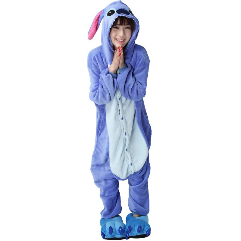 147bb103af ... Animal Onesie Sleepwear Adult Pajamas Kigurumi Cosplay Costume ...