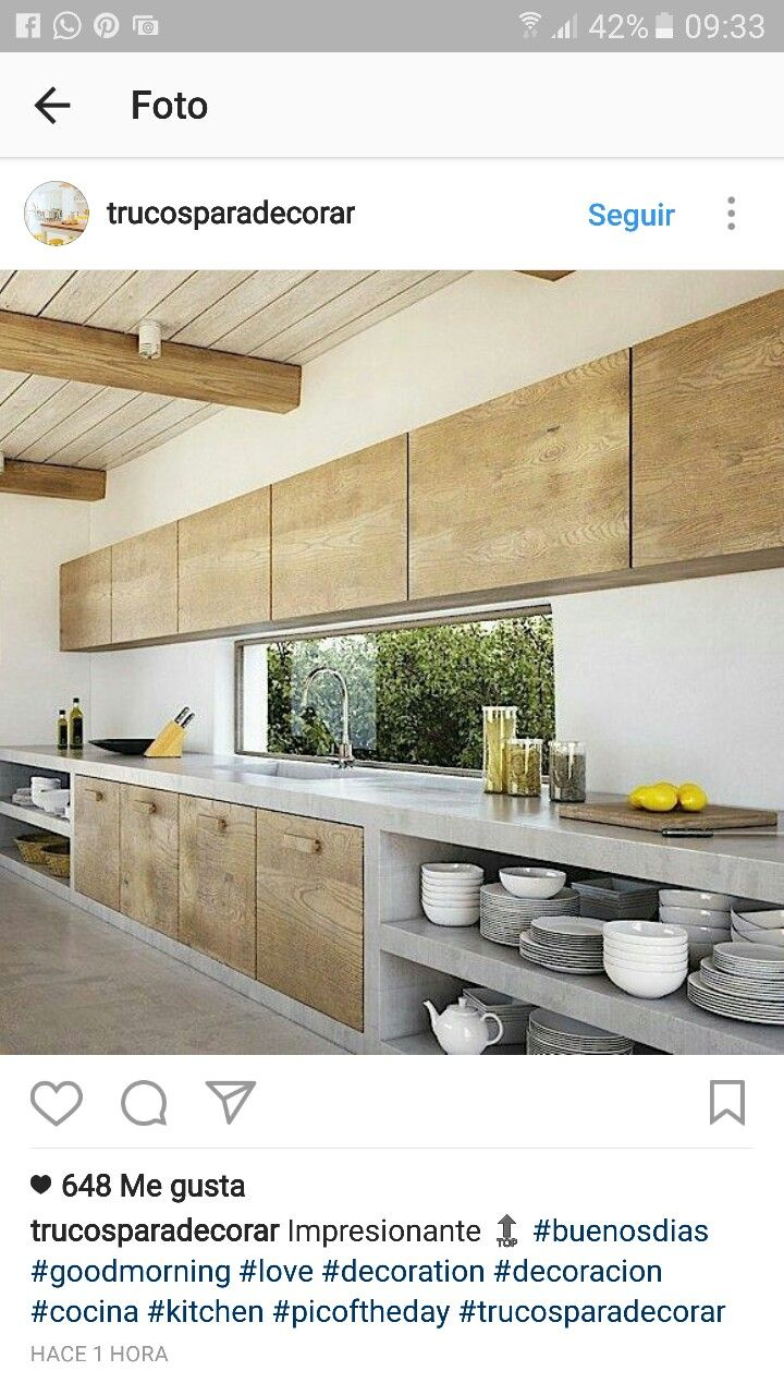 These Beachy Kitchen Ideas Will Help You Prolong Summer | Kitchen ...