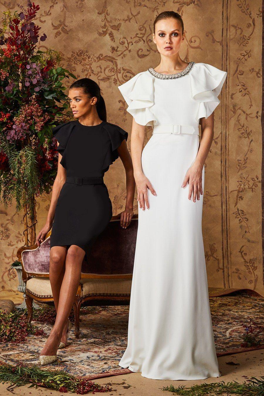 Badgley Mischka Pre-Fall 2020 Fashion Show