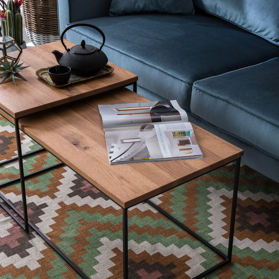 Couchtisch Minneola 2 Teilig Fashion For Home In 2020