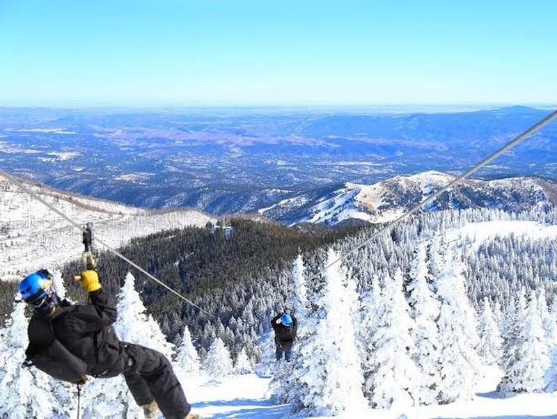 Last month of skiing at skiapache ruidoso cabins for Cabin rentals near ski apache