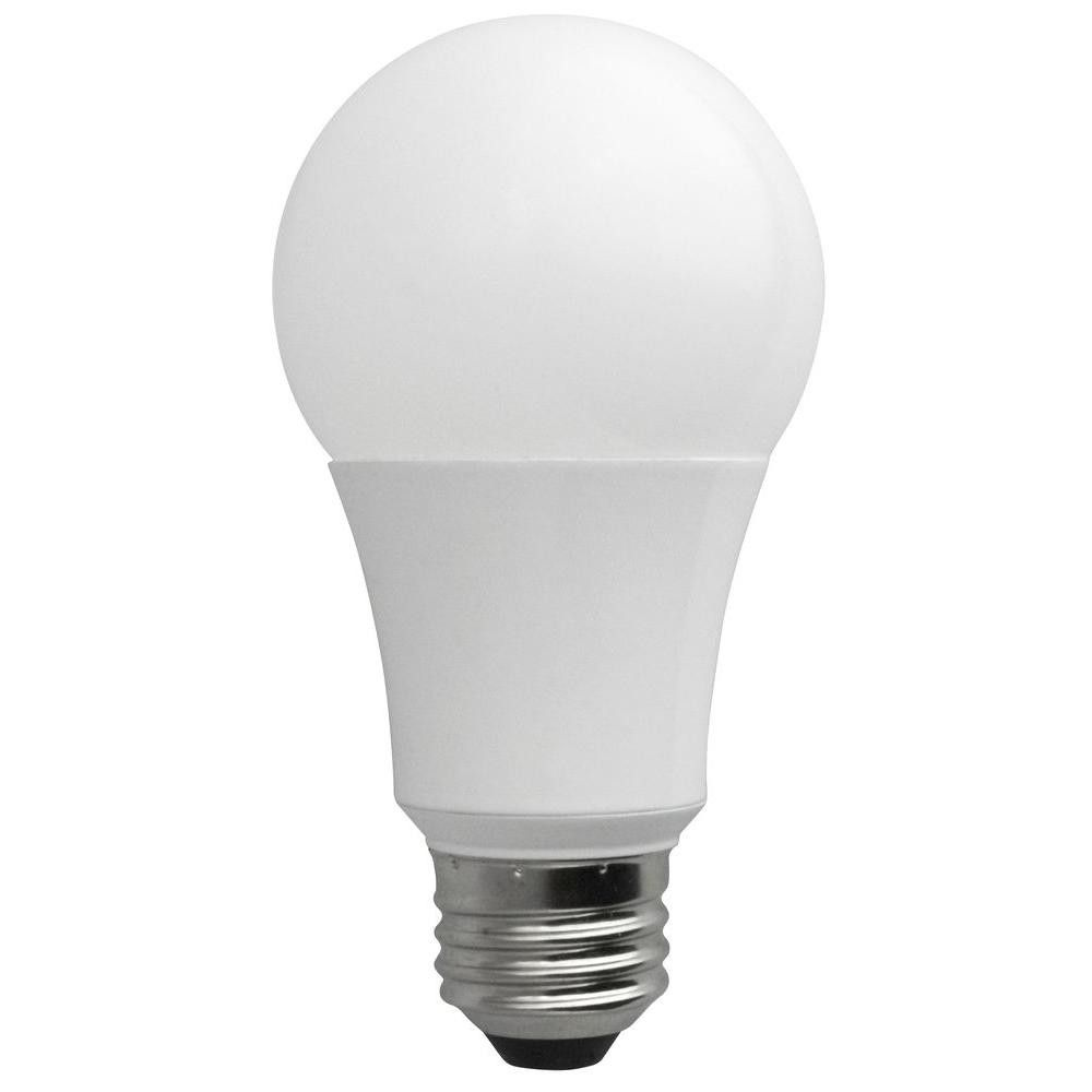 Tcp Led 10 Watt A19 Omni Directional 60 Watt Equal 2700k