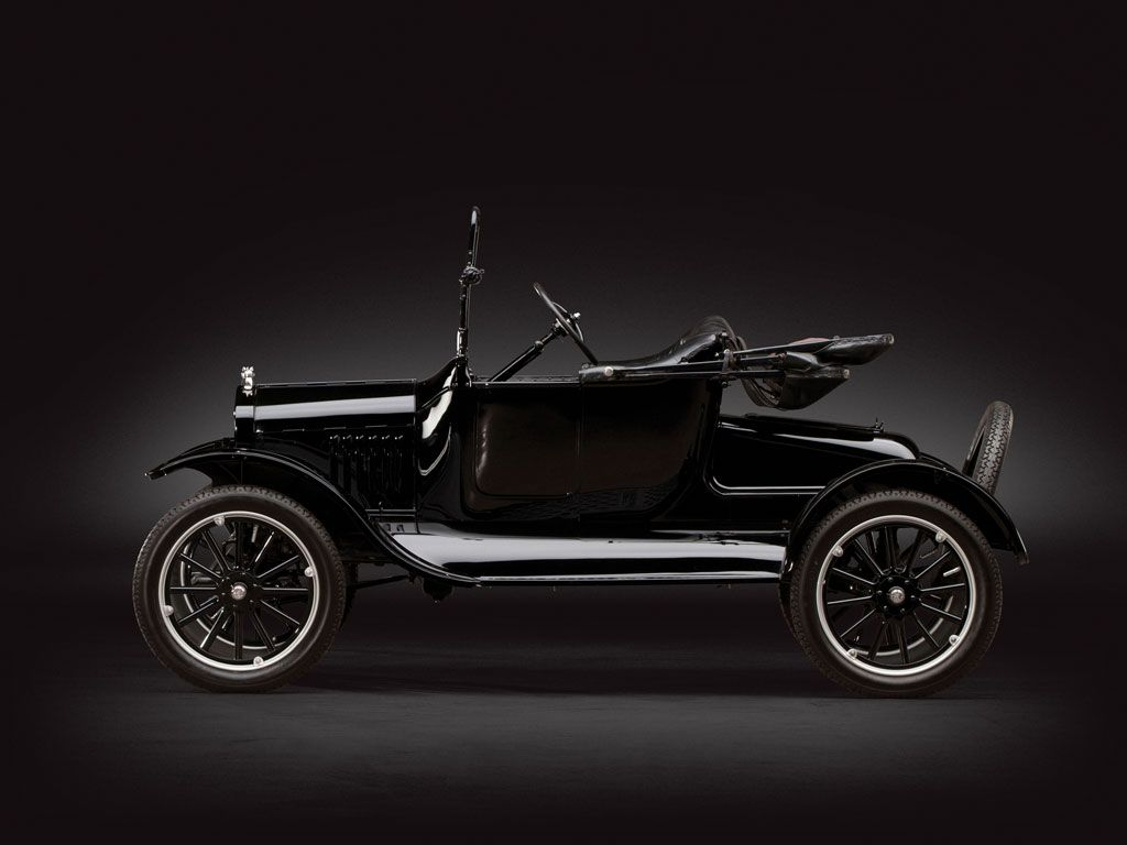 1920 Ford Model T Roadster | Sam Pack Collection 2014 | RM AUCTIONS ...