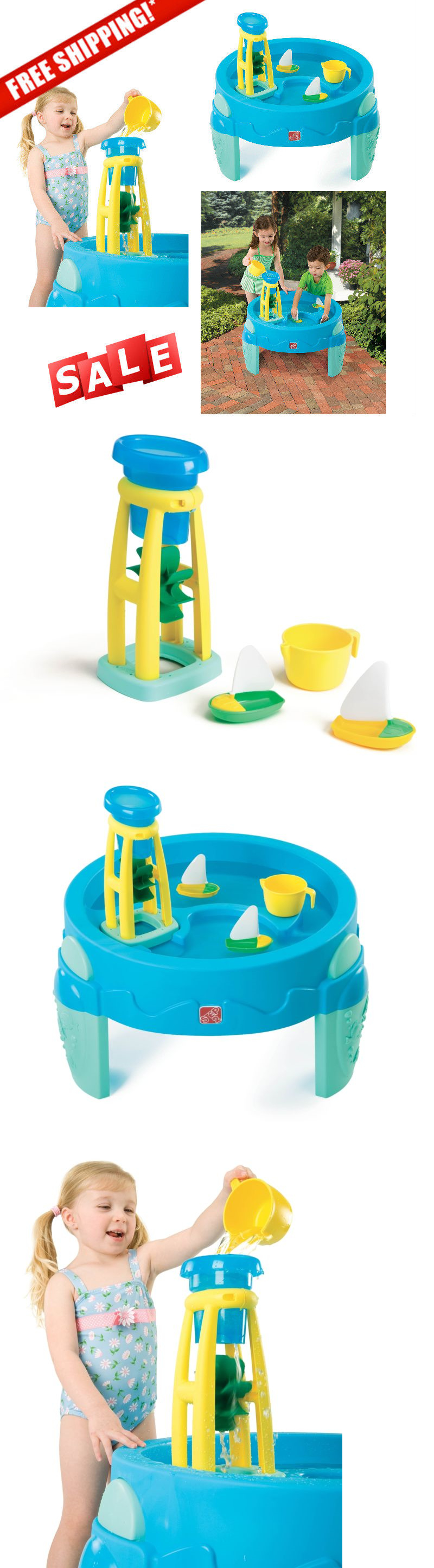 Sandbox Toys and Sandboxes Kids Toy Water Table Toddler