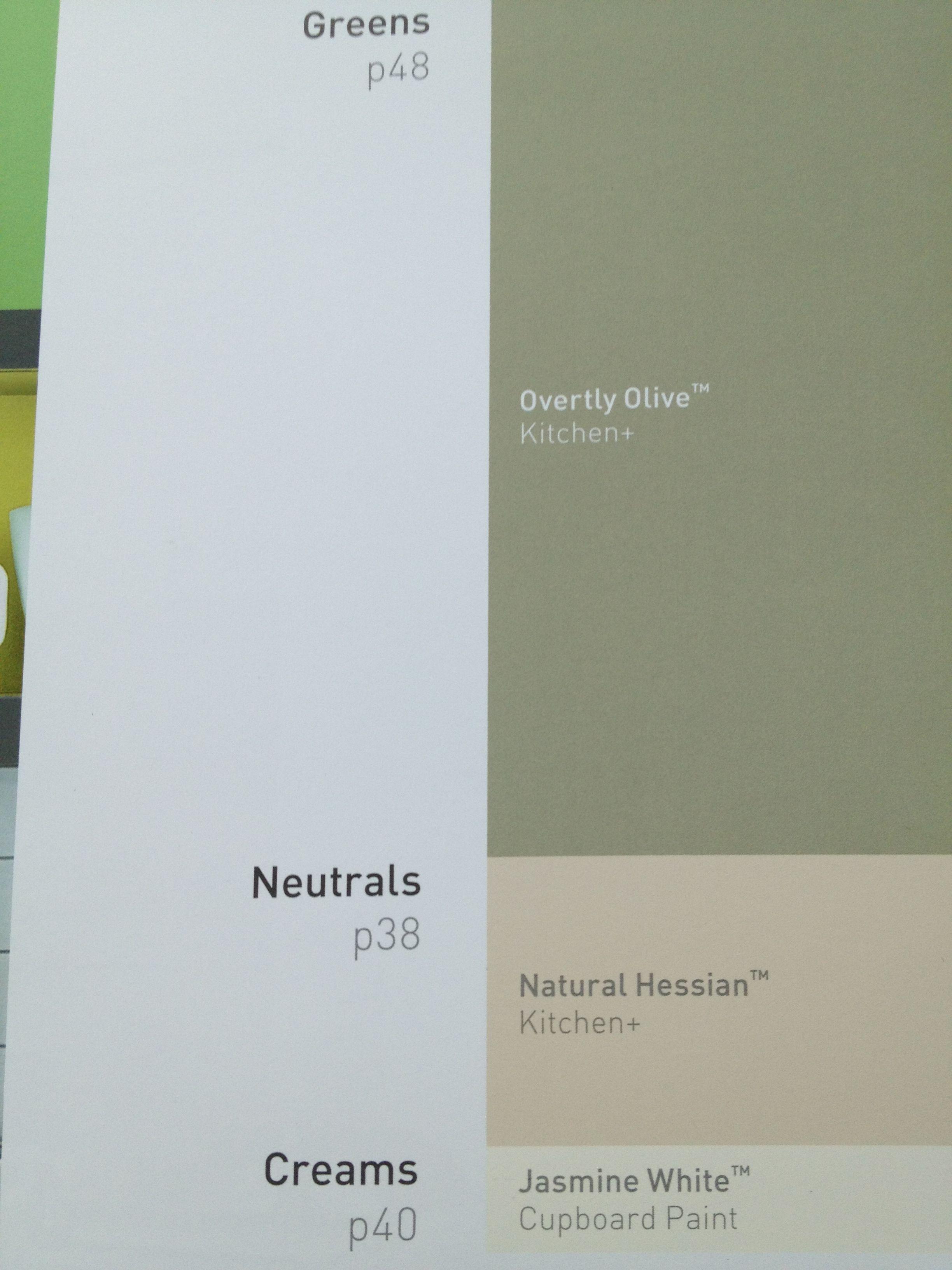 Dulux Green Based Colour Scheme Bedroom Pinterest