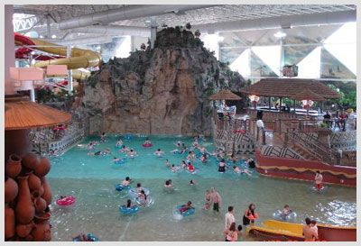 Kalahari Indoor Water Park Picture Of Resorts Conventions Wisconsin Dells Tripadvisor