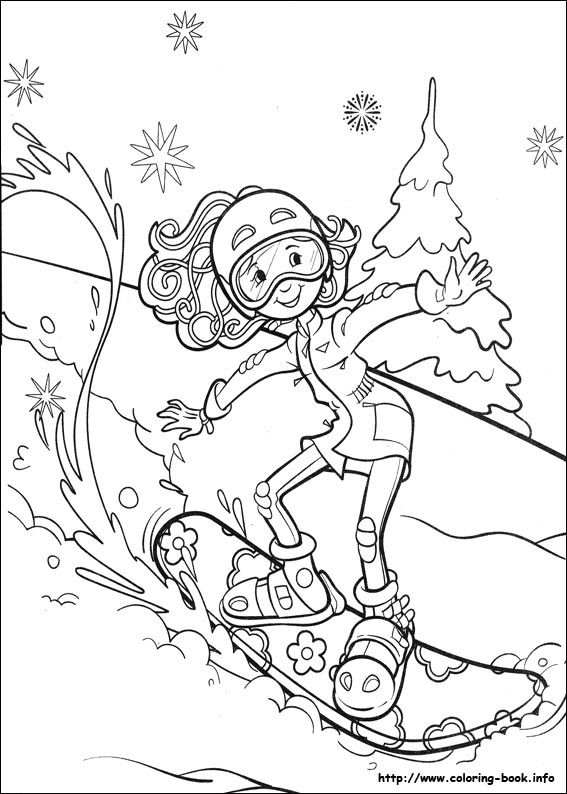 Groovy Girls Coloring Page Coloring Pages For Girls Coloring
